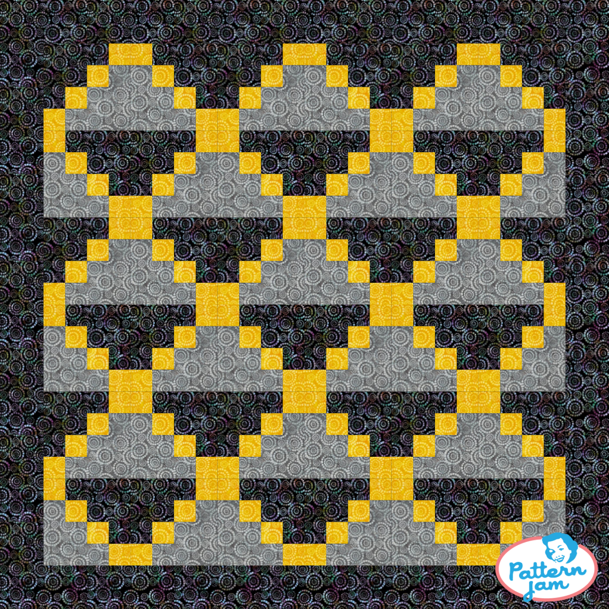 Yellow Brick Road Quilt Pattern Free Best Inspiration Ideas